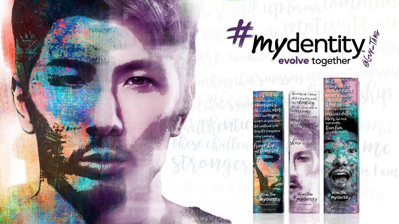 thương hiệu Guy Tang #mydentity