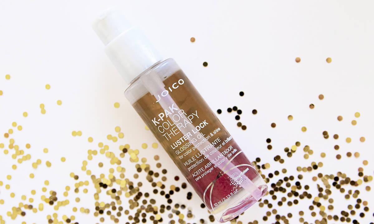 Tinh dầu Joico K-Pak Color Therapy Restorative Styling Oil