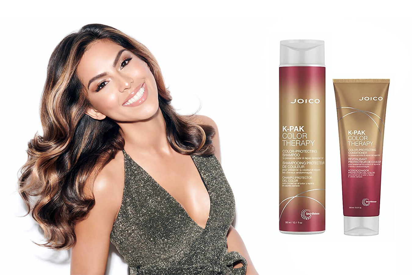 joico k pak color therapy shampoo and conditioner