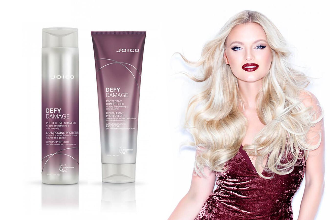 Bộ sản phẩm gội-xả, chăm sóc tóc Joico Defy Damage Protective