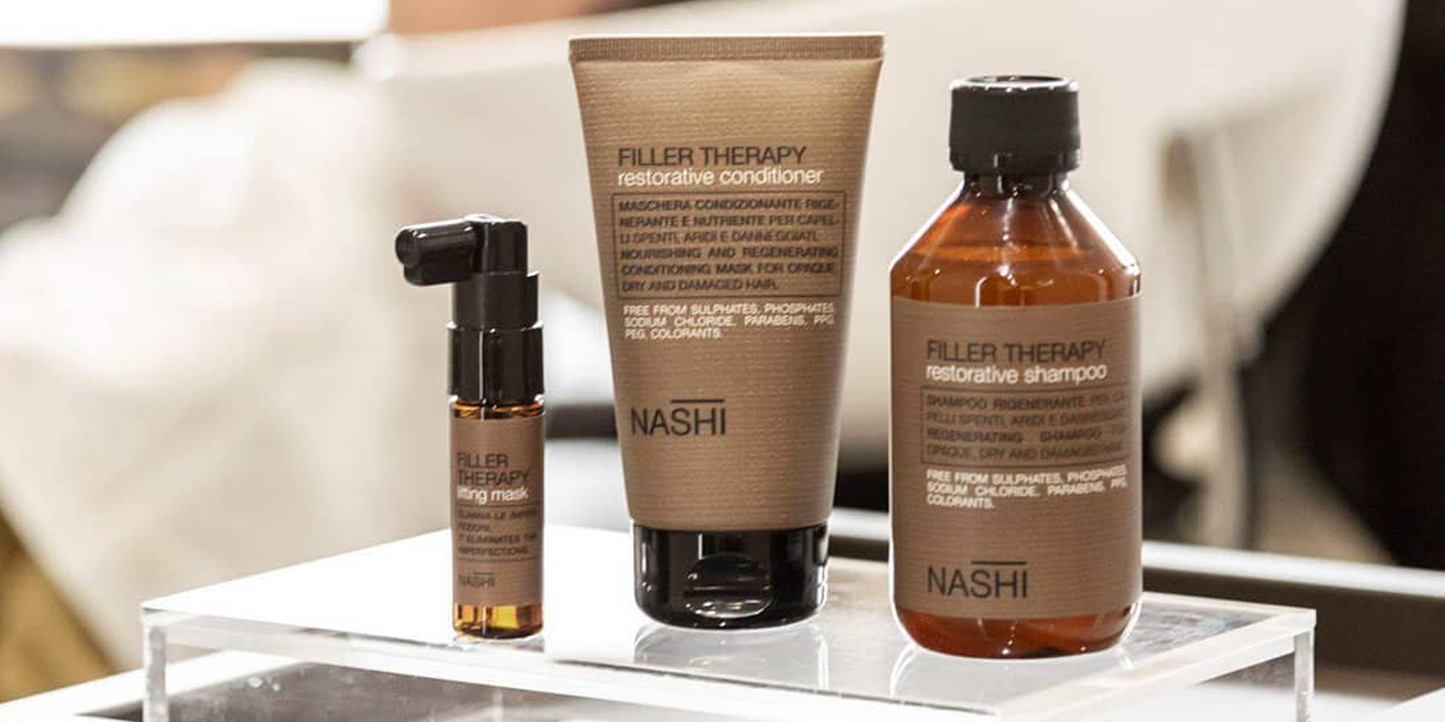 Nashi Piller Therapy